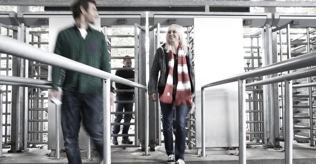 Besuchermanagement und Zutrittskontrolle BFN IT